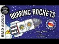 Gambar cover Roaring Rockets by Tony Mitton - Read Aloud Stories for Kids