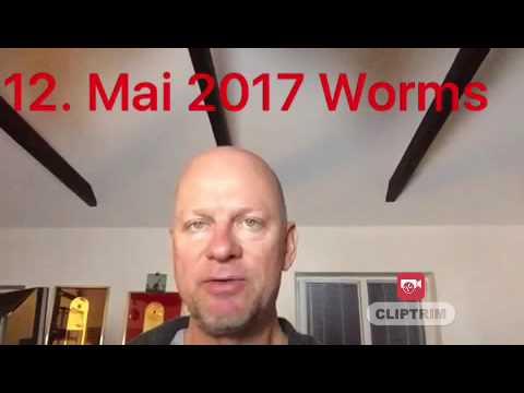 Rüdiger Hoffmann - Selfie für den 04.05.2017 in Worms
