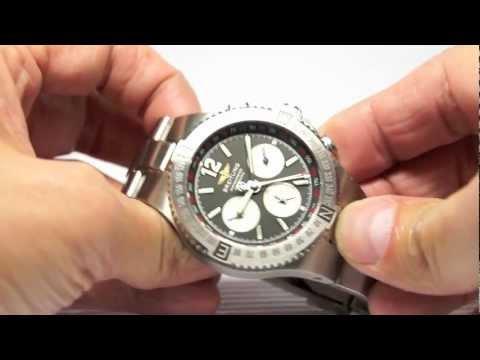 e706e67bae0 Breitling Chronograph Hercules - YouTube