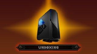 Анбоксинг NZXT Phantom 820 PC Case