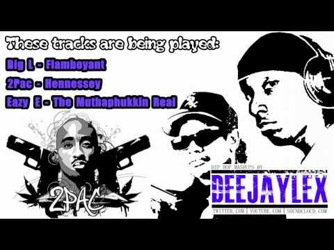 Black Eyed Peas ft. 2Pac, Eazy E, Big L - Where Is The Love? (Hip Hop Mashup)