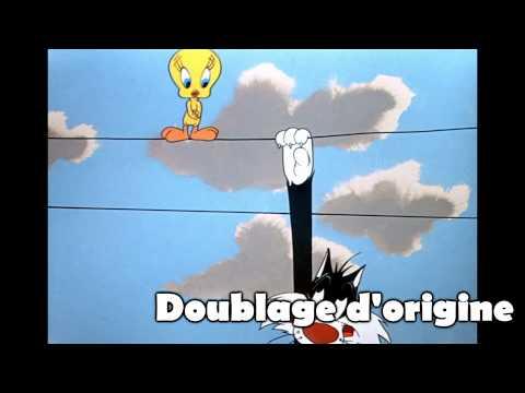 Doublage - Looney Tunes - Comparaison ancien / nouveau - Partie 1