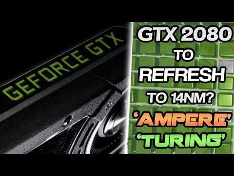 Will the GTX 2080 be a REFRESH? Discussing