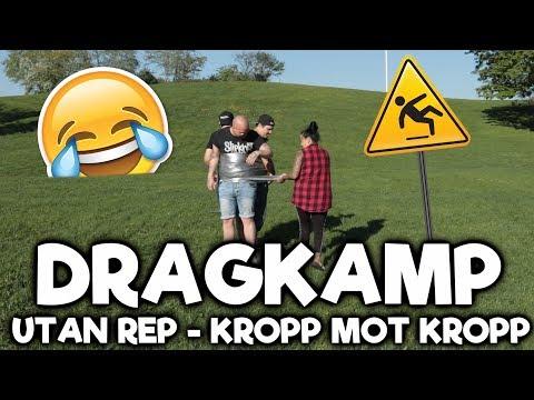 Mänsklig Dragkamp Utan Rep - The Crue Challenge