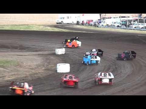 BCS Micro Mod feature Benton County Speedway 4/22/18