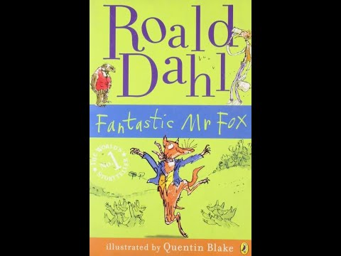 Book Review Fantastic Mr Fox Youtube