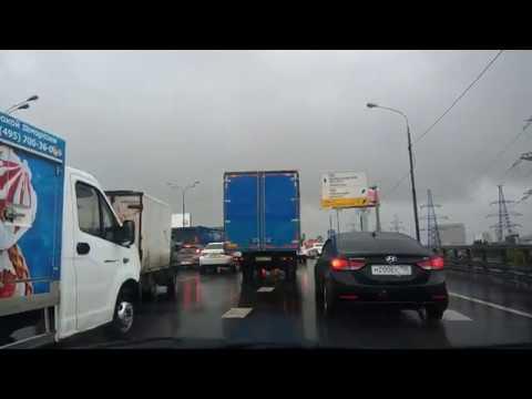 .  Москва-Некрасовка-Рязанский проспект-Таганка. 31 июля 2019 г.