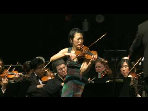 "Theme from ""Schindler's List"" by John Williams, Lucia Lin, violin"
