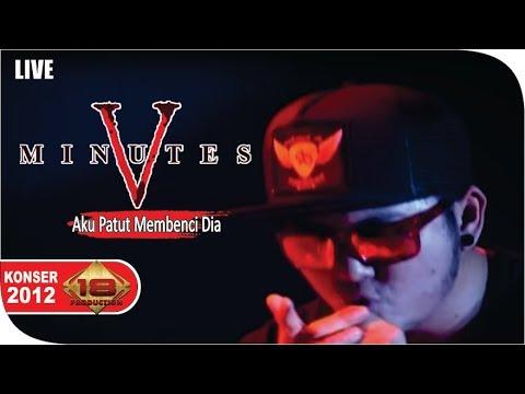 Five Minutes - Aku Patut Membenci Dia [Live Konser] Bandar Lampung, Maret 2012