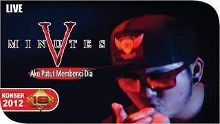 Download lagu Five Minutes - Aku Patut Membenci Dia [Live Konser] Bandar lampung, Maret 2012