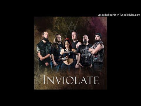 Mark Alexander guitarist of Inviolate and Erasing Never and Kadria vocalist of Inviolate 8-10-17