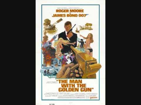 The Man With The Golden Gun Lulu