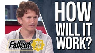 Todd Howard Addresses Fallout 76 Online Concerns