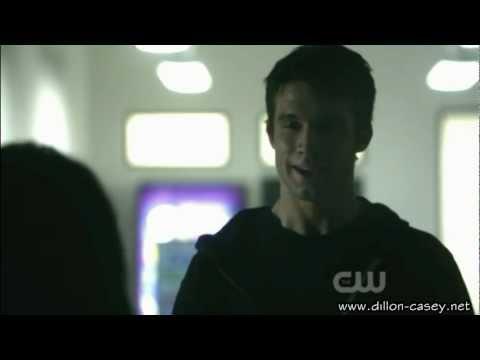 Dillon Casey on The Vampire Diaries 1x12 Unpleasantville Part 1