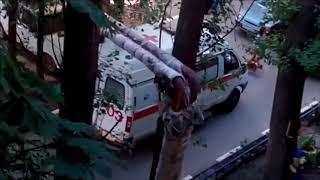 Огнестрельное ранение на Тархова в Саратове