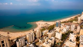 Hot day on the Netanya Beach, Israel(Watch video at 2,7K resolution Directed by George Shahnazaryan., 2016-06-04T19:54:00.000Z)