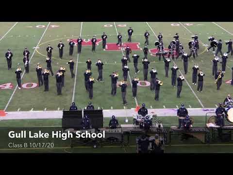 Gull Lake High School Band at Vicksburg Bulldog Invitational 10/17/2020