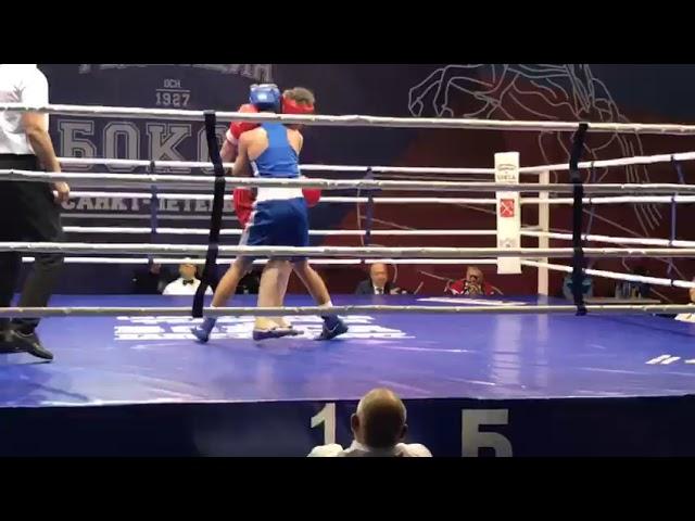 Турнир по Боксу Никифорова Денисова