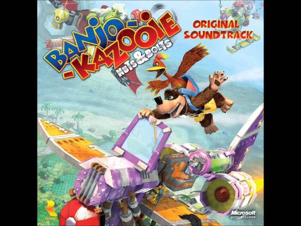 Full Banjo-Kazooie: Nuts & Bolts OST