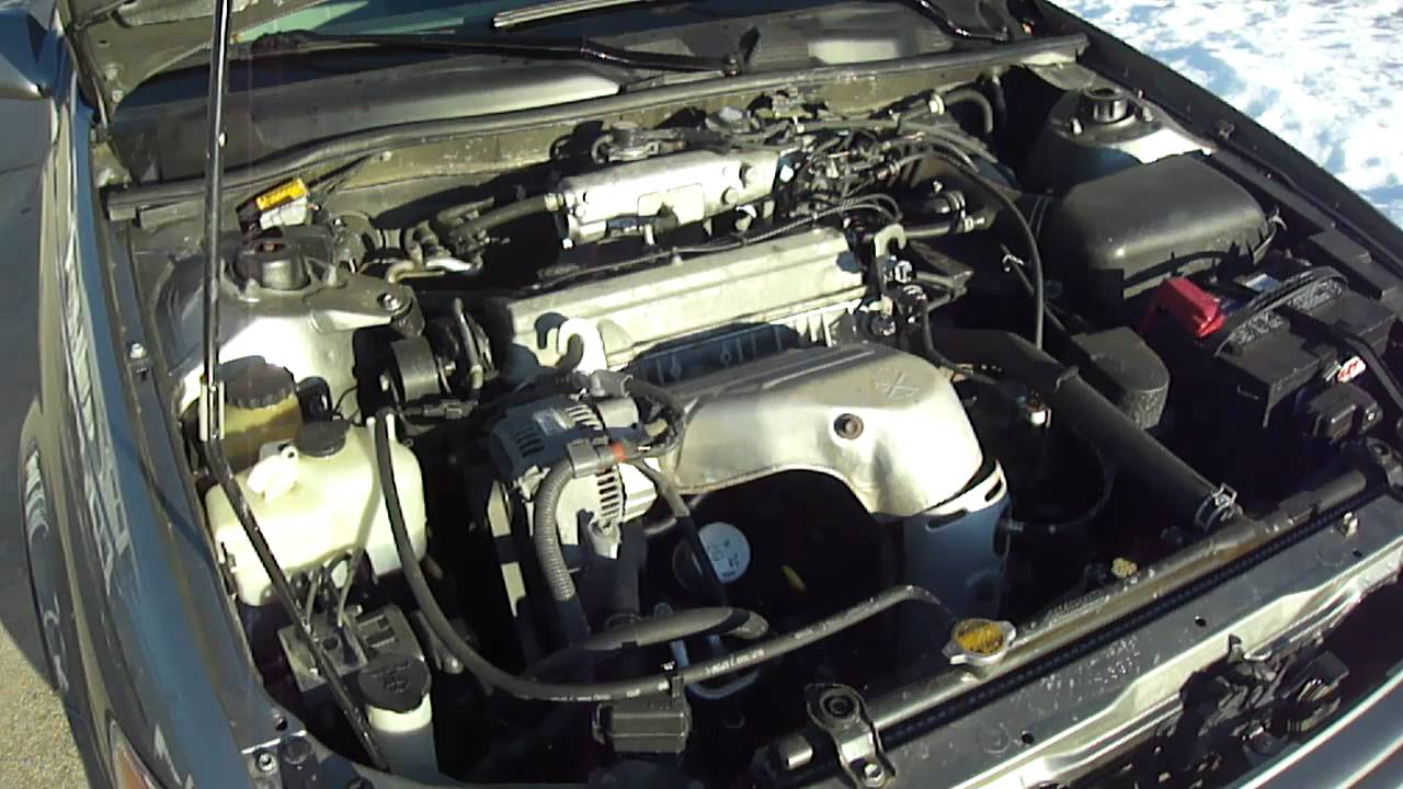 HELP! 1999 Toyota Camry LE Problem Read:  YouTube