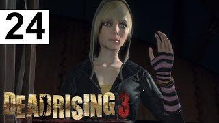 Прохождение Dead Rising 3 Apocalypse Edition - 24 Анни. Убить кран и Реда