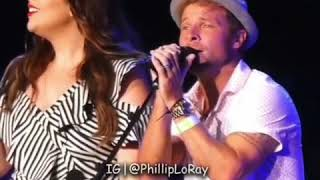 Brian littrell singing i want it that way 2018