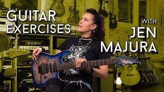 Guitar Exercises with Jen Majura