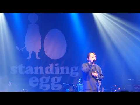 20170908 Standing Egg 1st live in Taiwan - 어떨까(How would it be)