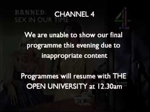 Channel 4 Temporary Closedown into Open University (16th April 1991) Part 3
