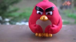 Игрушки Angry Birds Энгри Бердс - обзор новых игрушек Злые Птички