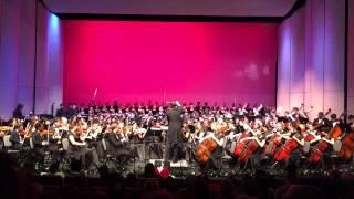 Blake High School Orchestra Winter Gala 2014