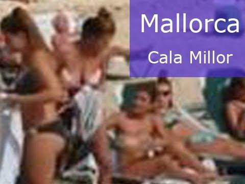 Mallorca Spain Holidays (Cala Millor beach)