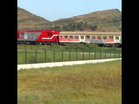 Albanian train Vorë-durres alternatives tour