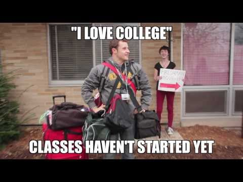College Freshman: The Movie (UW Oshkosh)