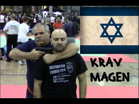 KRAV MAGA Vs GUN - Israeli Krav Magen