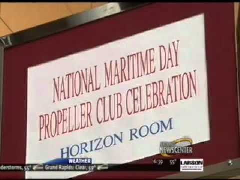 Cravaack Celebrates National Maritime Day