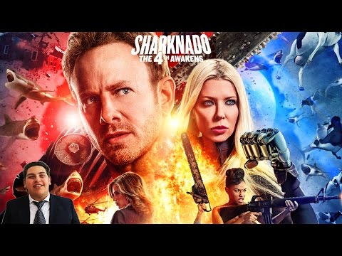 Sharknado: The 4th Awakens - recensione by #Nonsolotrash