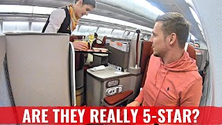 REVIEW - Hainan Airlines Business Class - Beijing to Prague on Airbus A330-300