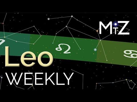 leo november 4 weekly horoscope