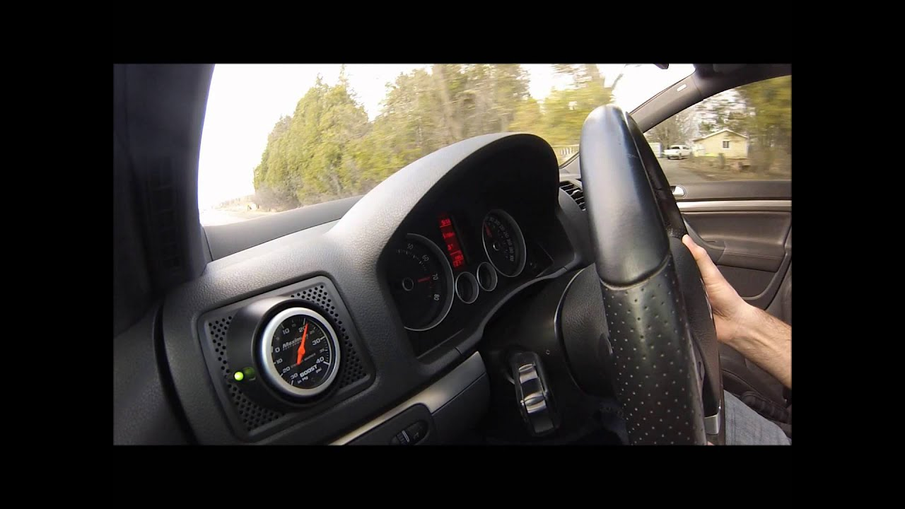 Repeat Big Turbo MKV GTI on Eurodyne by 613B6 Tuned - You2Repeat
