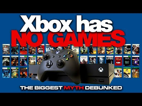 Xbox has no Games - The Fatal Flaw - Colteastwood
