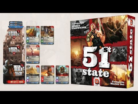 51st State Unboxing