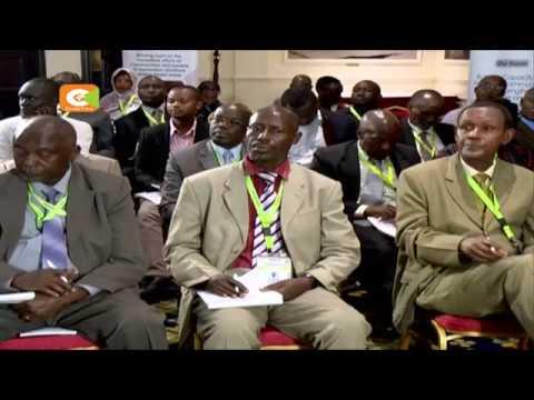 Waangalizi wa uchaguzi wafanya kikao na IEBC na wanahabari