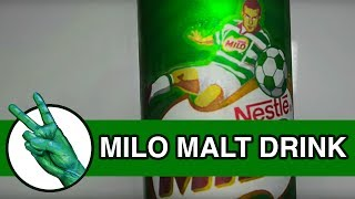 Nestle Milo Chocolate Malt Drink - Runforthecube Food Review