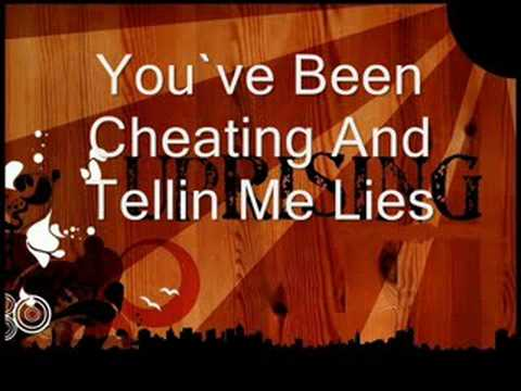 You`ve Been Cheating And Tellin Me Lies (vd made by DJc00s)