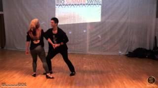 Rio Summer Swing - Jordan Frisbee & Tatiana Mollmann - Freestyle