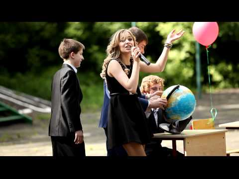 Vera Brezhneva song, Love will save the world, My favorite lesson geography