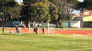 V.Montecatini-Bucinese 1-0 Eccellenza girone B