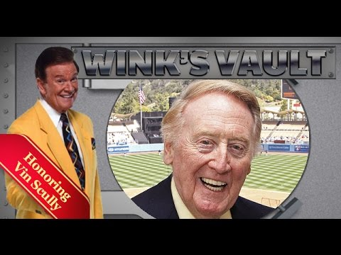 It Takes Two  Vin Scully
