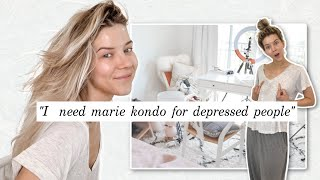 room makeover, mental health check & fighting with boomers on facebook | vlog